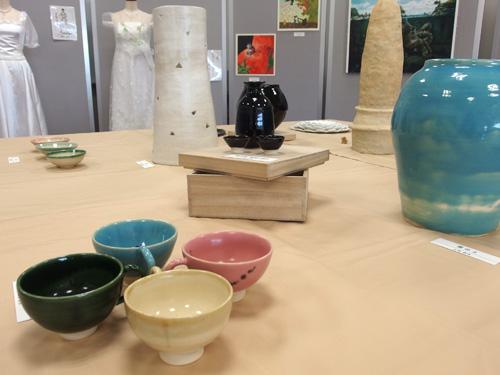 卒業制作陶芸