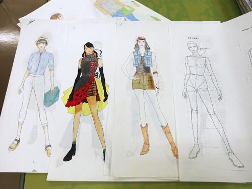 ファッションデザイン